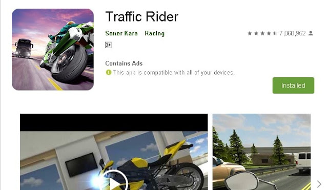 best bike race game android