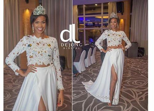 Miss Congo DRC