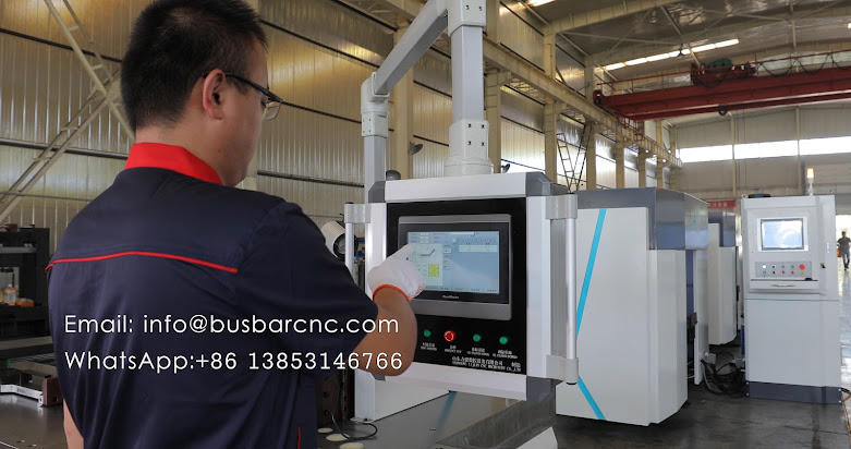 busbar processing equipment