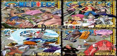 One Piece วันพีช ซีซั่น 6 สกายเปีย เกาะแห่งท้องฟ้า HD (ตอนที่ 145-196)