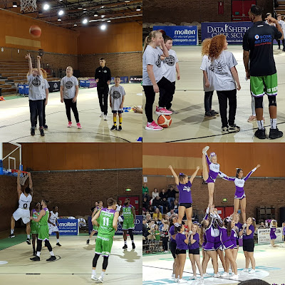 Manchester Giants Basketball Kids Party Review