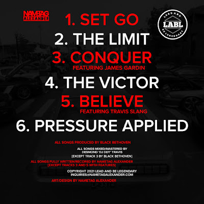 the limit ep tracklist
