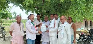 #JaunpurLive : पंचायती राज हमारे लोकतंत्र की आधारशिला है — जय शंकर दुबे