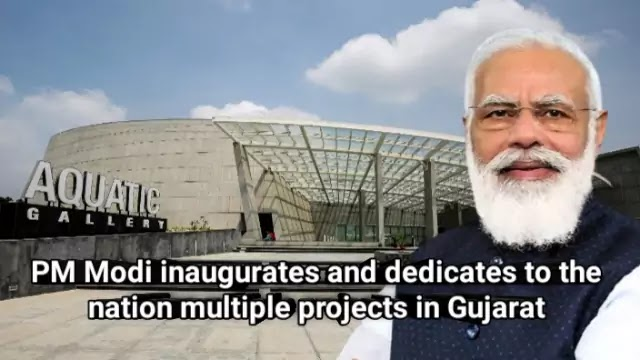 pm-modi-inaugurates-and-dedicates-to-the-nation-multiple-projects-in-gujarat-daily-current-affairs-dose