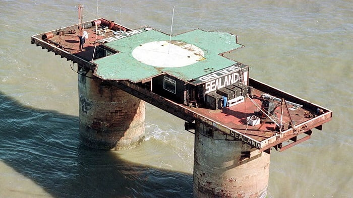 The Principality of Sealand - The World's Smallest Nation