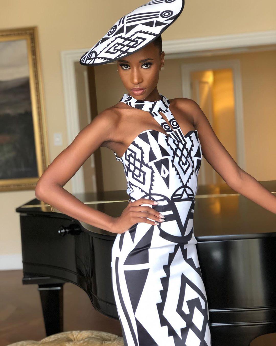 Cape Town Welcomes Zozibini Tunzi, Miss Universe