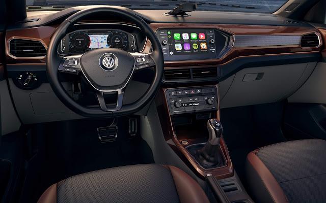 VW T-Cross Comfortline - melhor compra Quatro Rodas