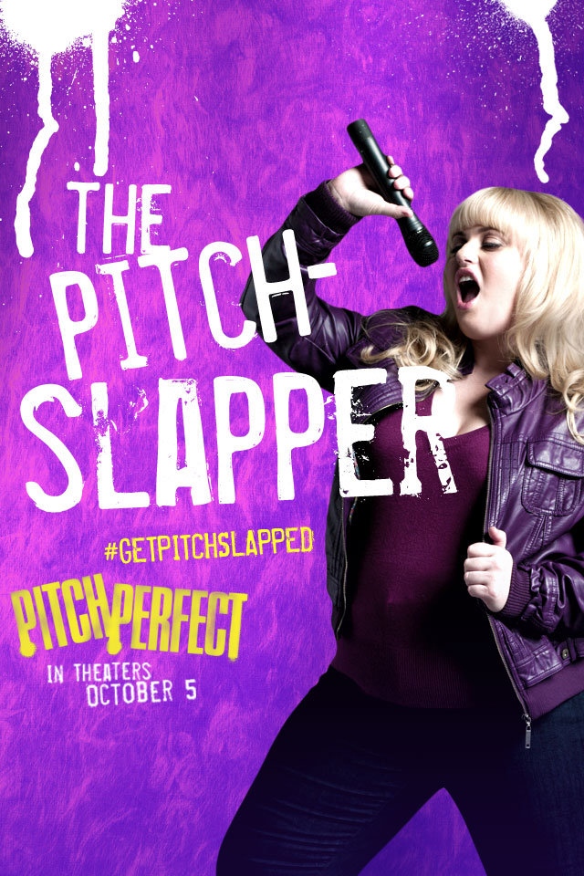Pitch Perfect Movie Poster (#7 of 7) - IMP Awards   Pitch Perfect 2012 Movie Poster