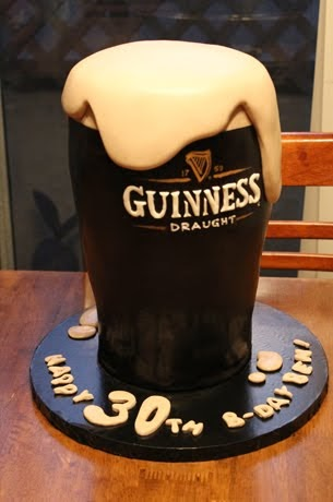 Jana*s Fun Cakes . blogspot: The Guinness Cake