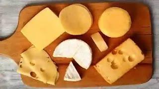طريفة تبييض الاسنان بالجبن.