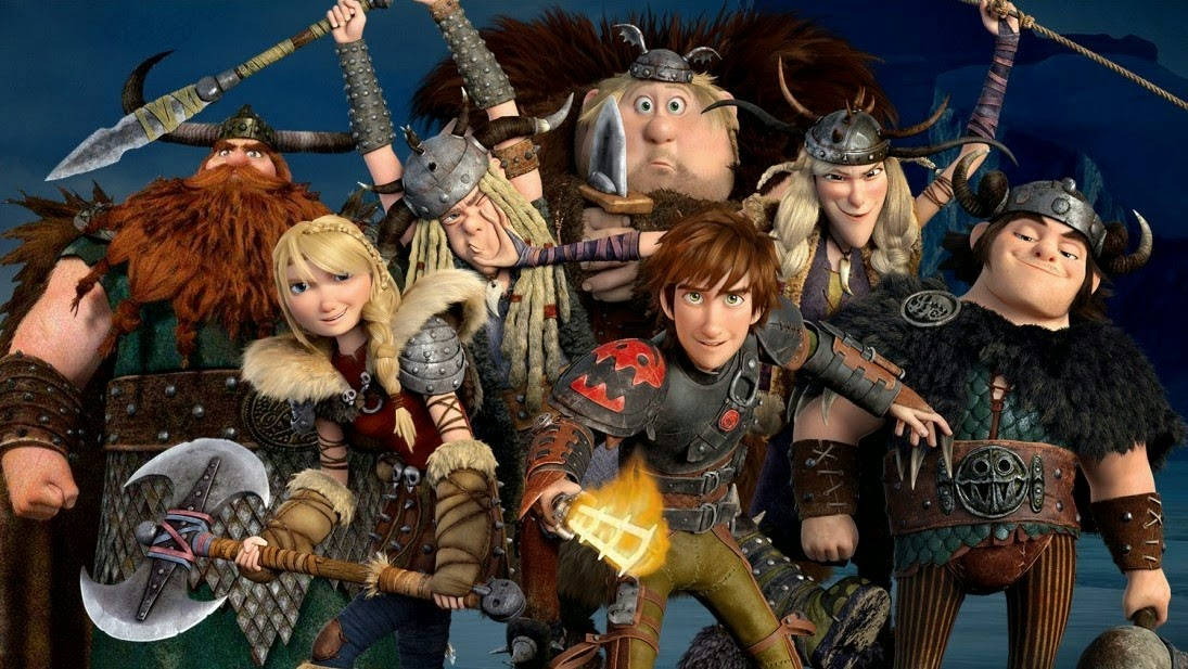 How To Train Your Dragon 2 | Film Bioscoop