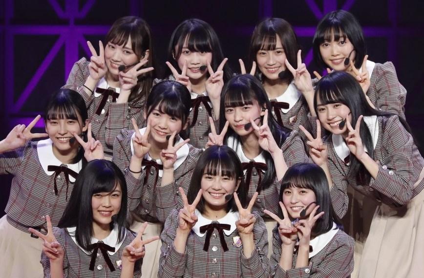 「乃木坂 4期生 集合写真」の画像検索結果