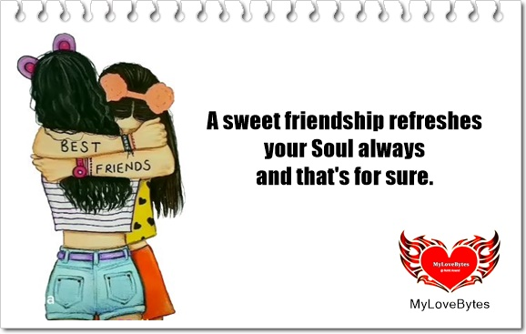 Best Friends Forever Quotes, True Friends for friendship day sayings, Cute and Sweet Friends forever messages sms