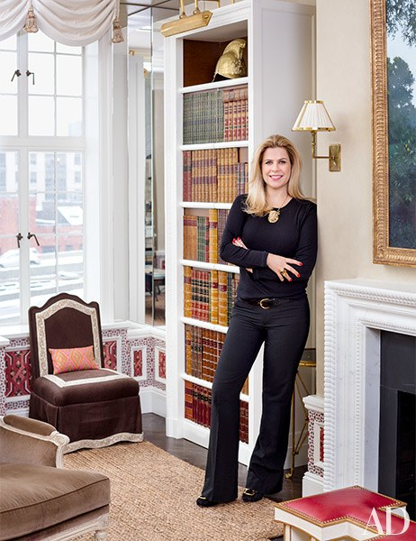 Decor Inspiration  Alexa Hampton Interior Designer New