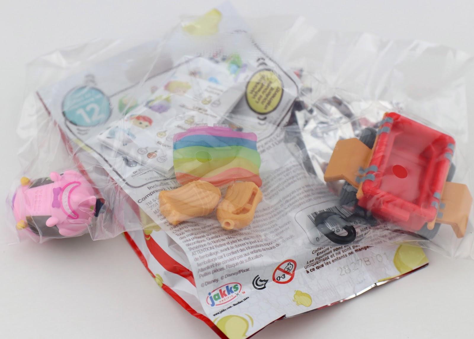 Disney Tsum Tsum Mystery Packs by Jakks Pacific Series 9 Pixar bing bong
