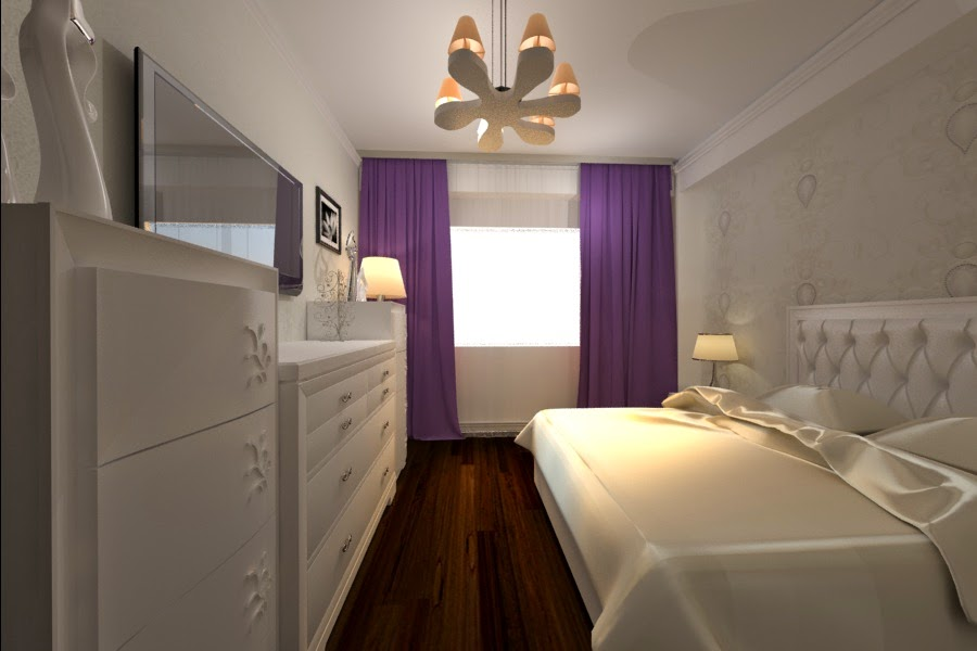 amenajare dormitor apartament
