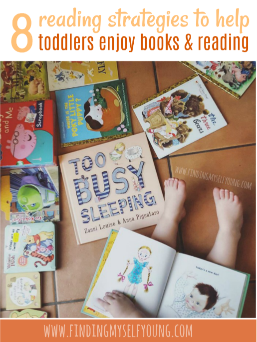 8 tips to help toddlers enjoy reading