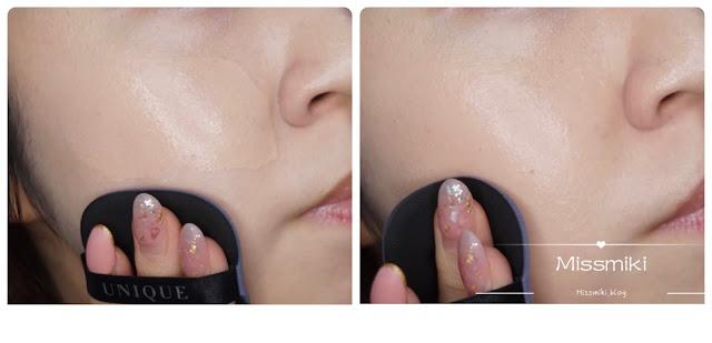 懶人恩物bb cushion 化妝同時護膚 法國 UNIQUE 蔓緻葡萄籽系列套裝 IMG 8533