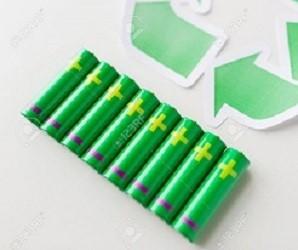 empresa de reciclaje de pilas alcalinas