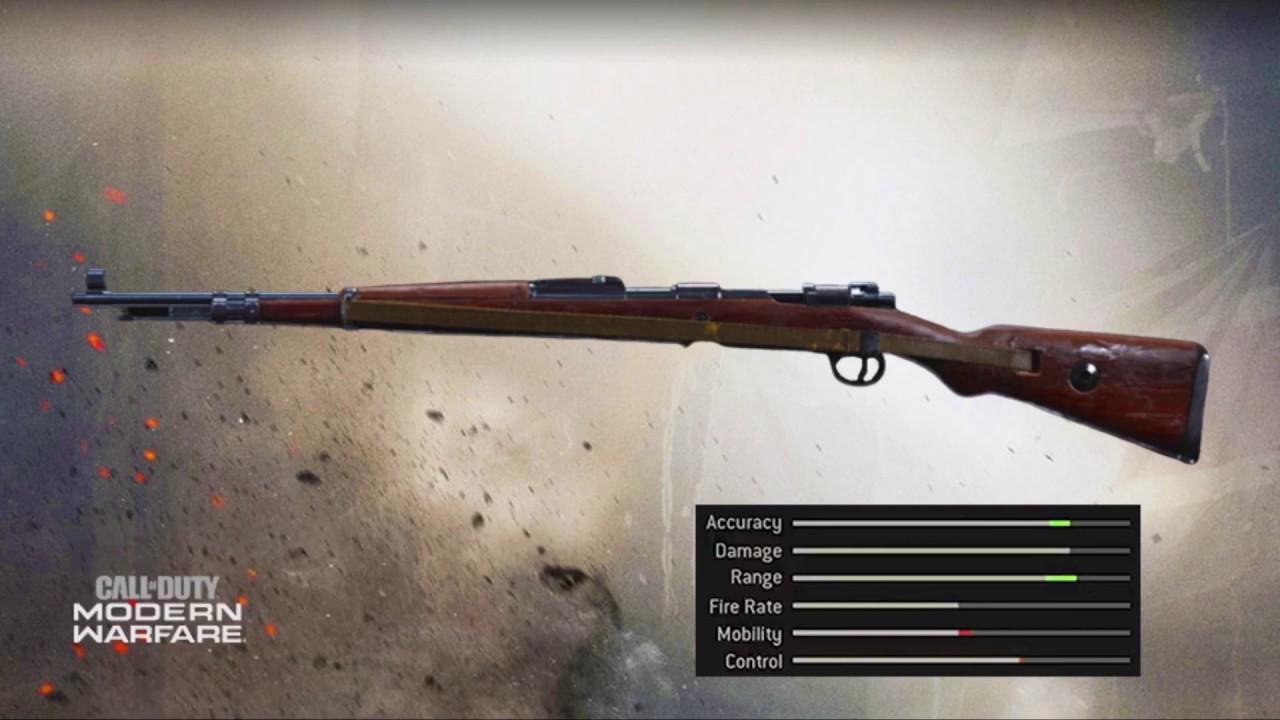 CALL OF DUTY WARZONE'S BEST TACTICAL SHOTGUNS: SP-R208, KAR98K