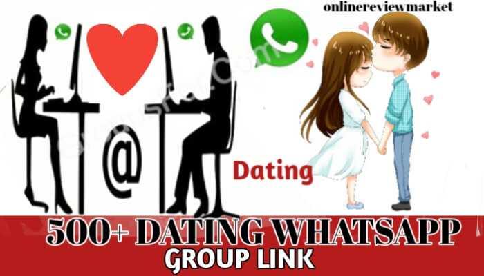 500+ Dating Whatsapp Group Link | Girl Dating Whatsapp Group