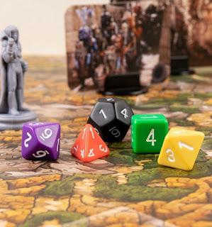 Labyrinth el juego de mesa set de dados completo
