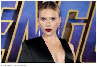 The Black Widow was delayed' until 2021