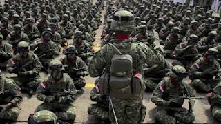 Resmi! Presiden Jokowi Keluarkan Kebijakan Warga Sipil Bisa Dapat Pangkat Militer