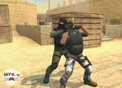 المزيد عن شرح لعبة 1.8 Counter Strike الأصلية للكمبيوتر برابط مباشر
