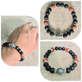 Reiki Infused Healing Crystal Bracelet