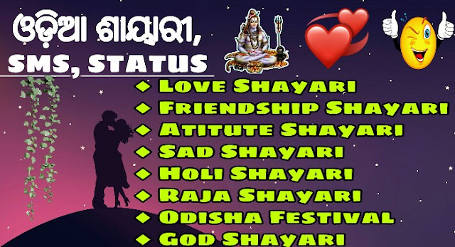 Odia Shayari Application