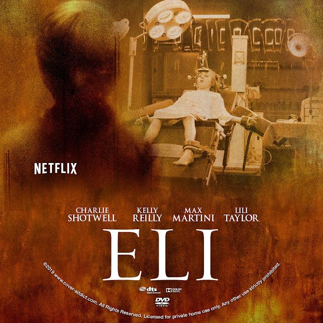 Eli DVD Cover