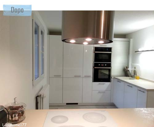Trasformazione di due cucine  Blog Arredamento - Interior Design
