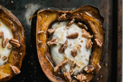 Breakfast Packed With Acorn Squash Proteins