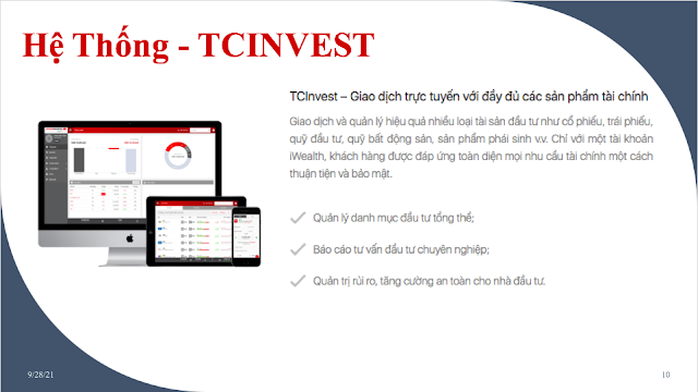 Hệ thống TCINVEST