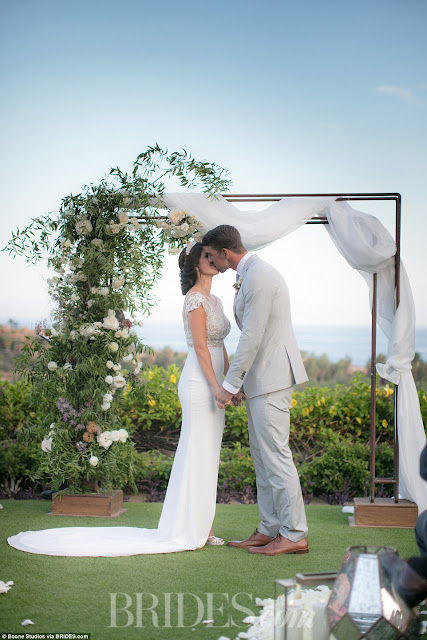 Michael Phelps and Nicole Johnson wedding photos