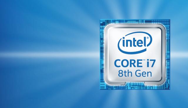 شركة إنتل تعلن رسميا عن الجيل الثامن من معالجات Intel Core للحواسب المحمولة