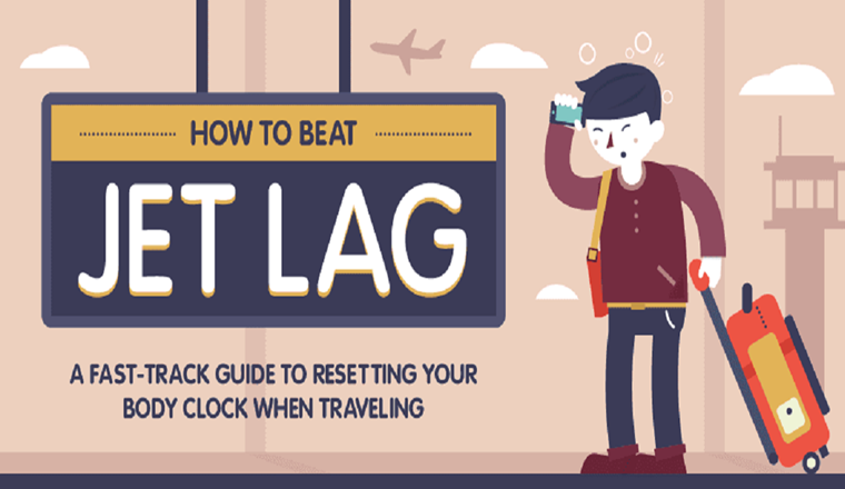 Jet Lag: Causes, Symptoms, Remedies and Prevention #infographic