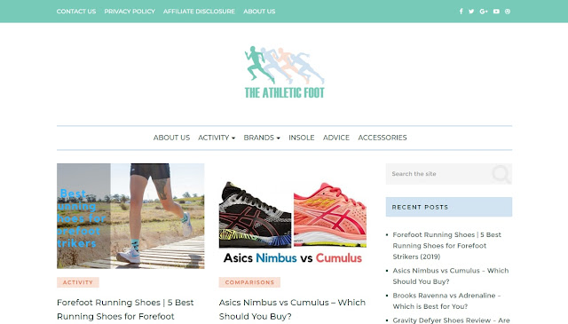 The Athletic Foot