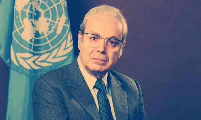 Javier Pérez de Cuéllar, el embajador de la paz y el mejor secretario de la ONU
