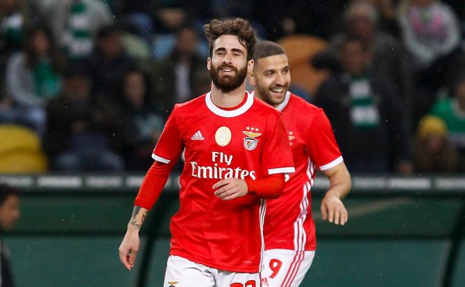 Benfica Rafa marcou os dos golos