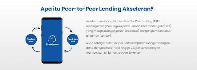 pengertian p2p peer to peer lending akseleran menghubungkan umkm