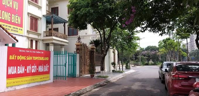Biệt Thự KĐT Việt Hưng CẦN BÁN