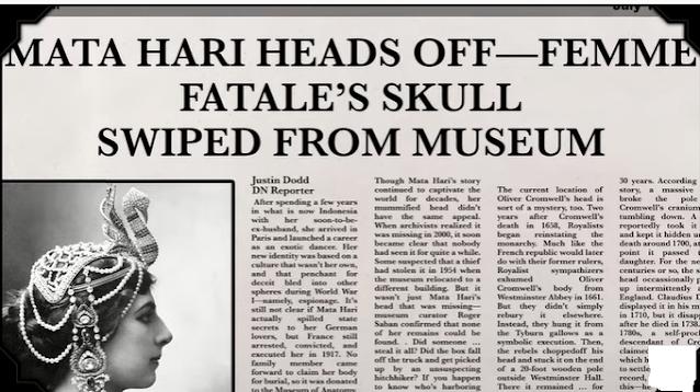 Strange Stories of Historical Body Parts 6