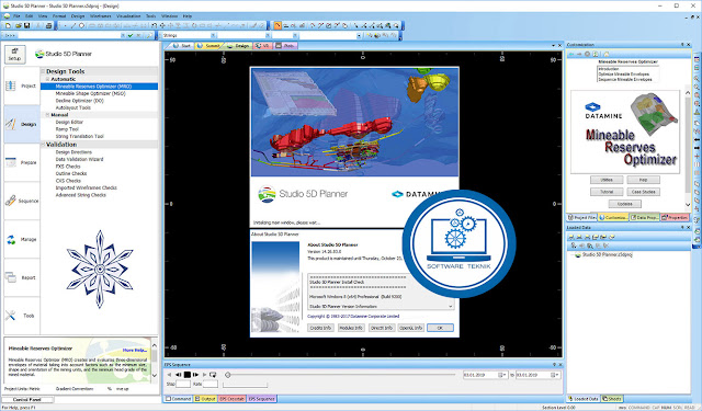 Datamine Studio 5D Planner 14.26.83  Free