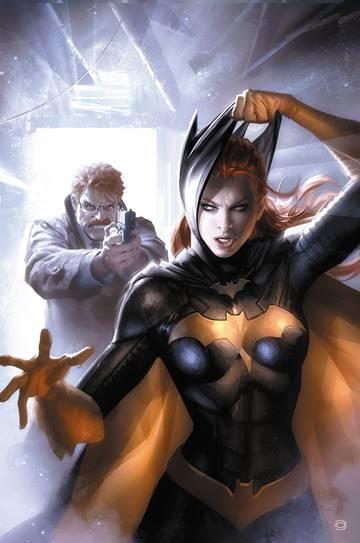 Batgirl es miembro de la Batfamilia