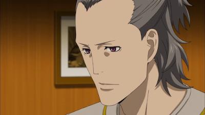 Kabukichou Sherlock Episode 8
