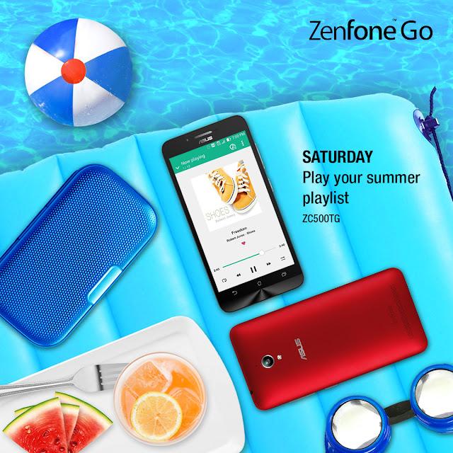 ASUS ZenFone Go Smartphones