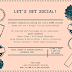 Let's get social! A networking event for LIS professionals, students and GLAMR friends