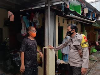 Operasi Yustisi, Polres Pelabuhan Makassar terus berikan Edukasi Pada Masyarakat